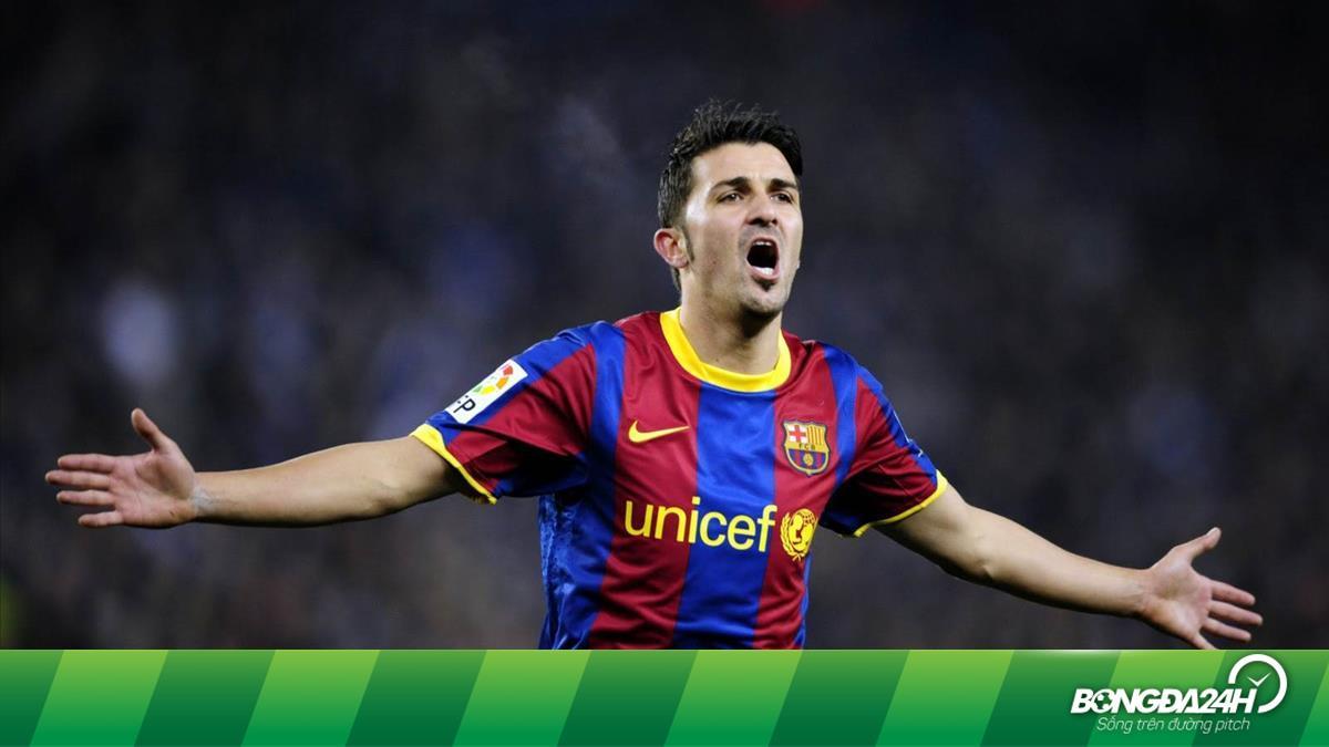 David Villa tuyên bố giải nghệ ở tuổi 38