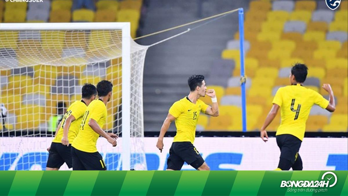 Báo Thái chê đội nhà sau trận thua ngược trước Malaysia - bongda24h