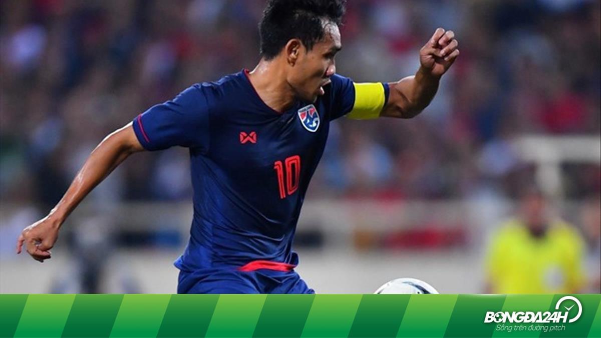 Tiền đạo Thái Lan chê cách chơi bóng của tuyển Việt Nam