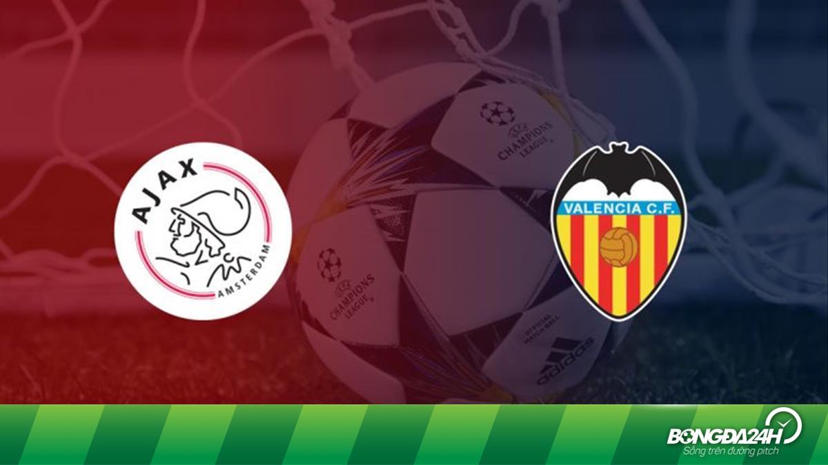Nhận định Ajax vs Valencia 3h00 ngày 11/12 (Champions League 2019/20)