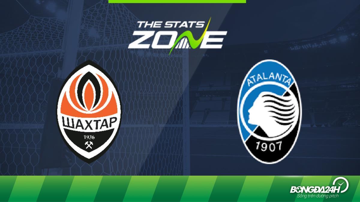Nhận định Shakhtar Donetsk vs Atalanta 0h55 ngày 12/12 (Champions League 2019/20)