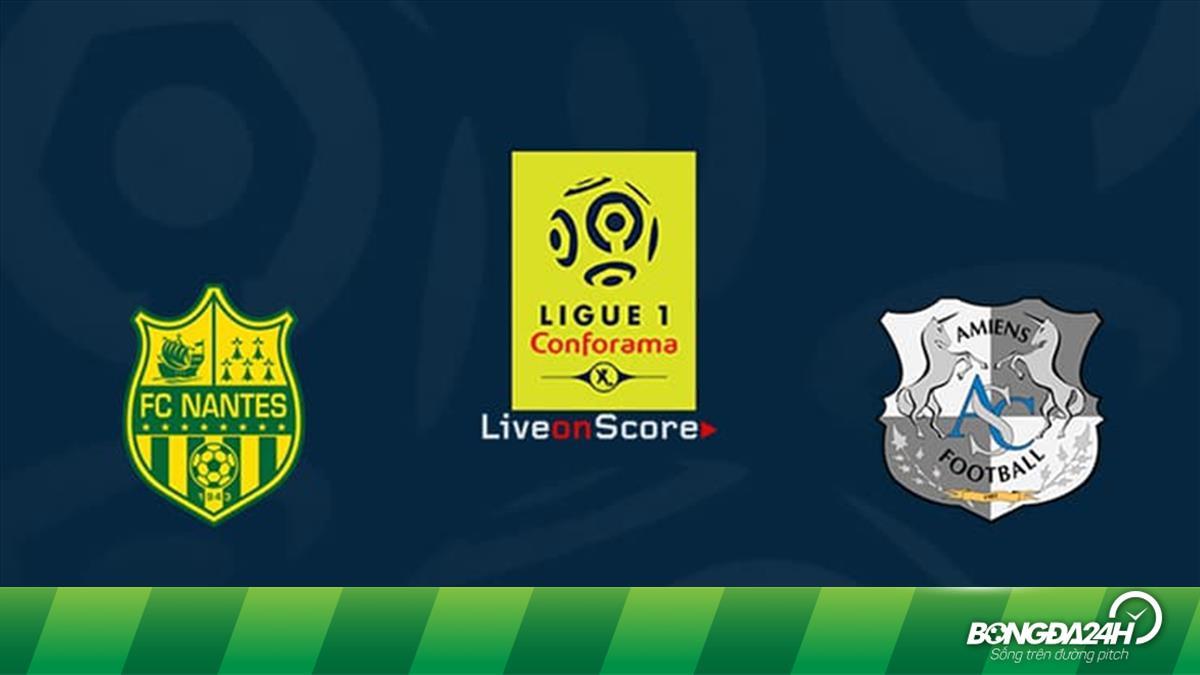 Nhận định Nantes vs Amiens 20h00 ngày 21/4 (Ligue 1 2018/19)