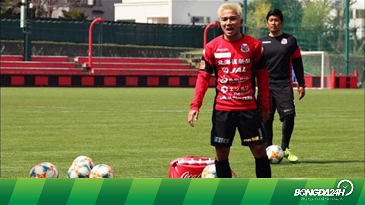 """""""Messi Thái"""" trở lại tập luyện, quyết đấu ĐT Việt Nam ở Kings Cup"""