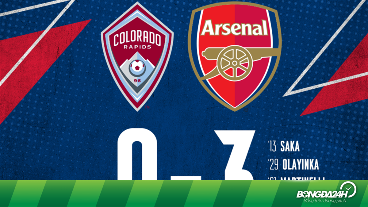 colorado vs arsenal - photo #37