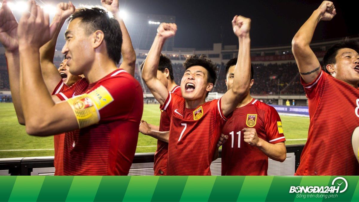 Báo Trung Quốc tự nhận đội nhà thua kém ĐT Việt Nam