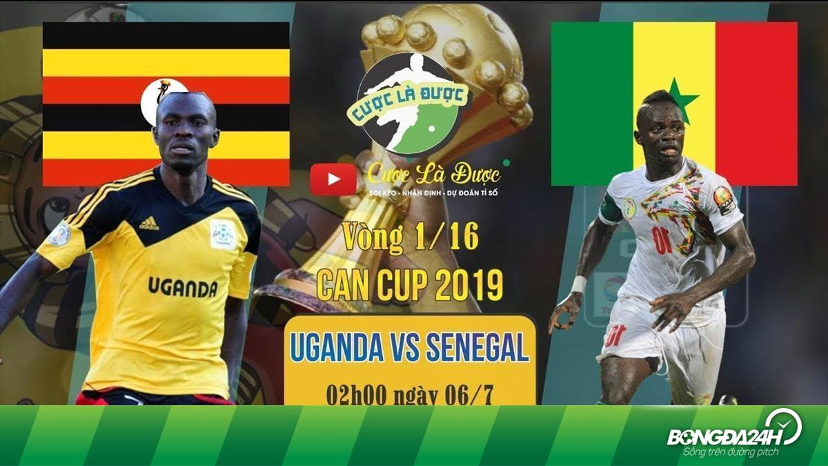 Image result for Uganda vs Senegal