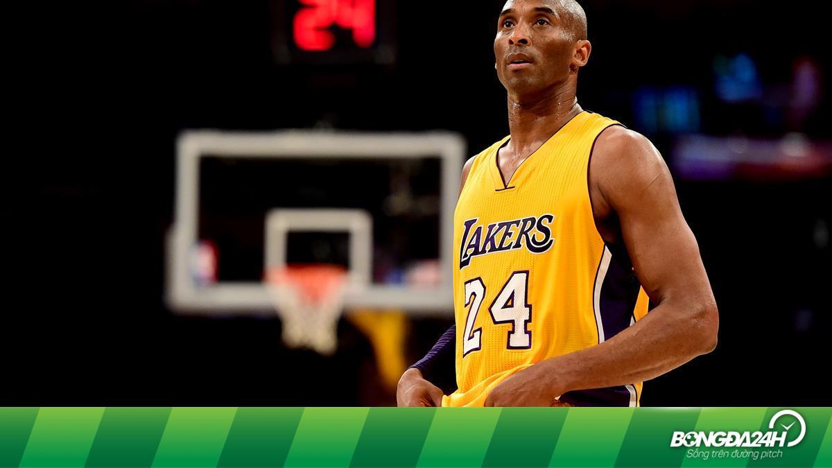 Huyền thoại bóng rổ Kobe Bryant bất ngờ qua đời sau tai nạn máy bay thảm khốc