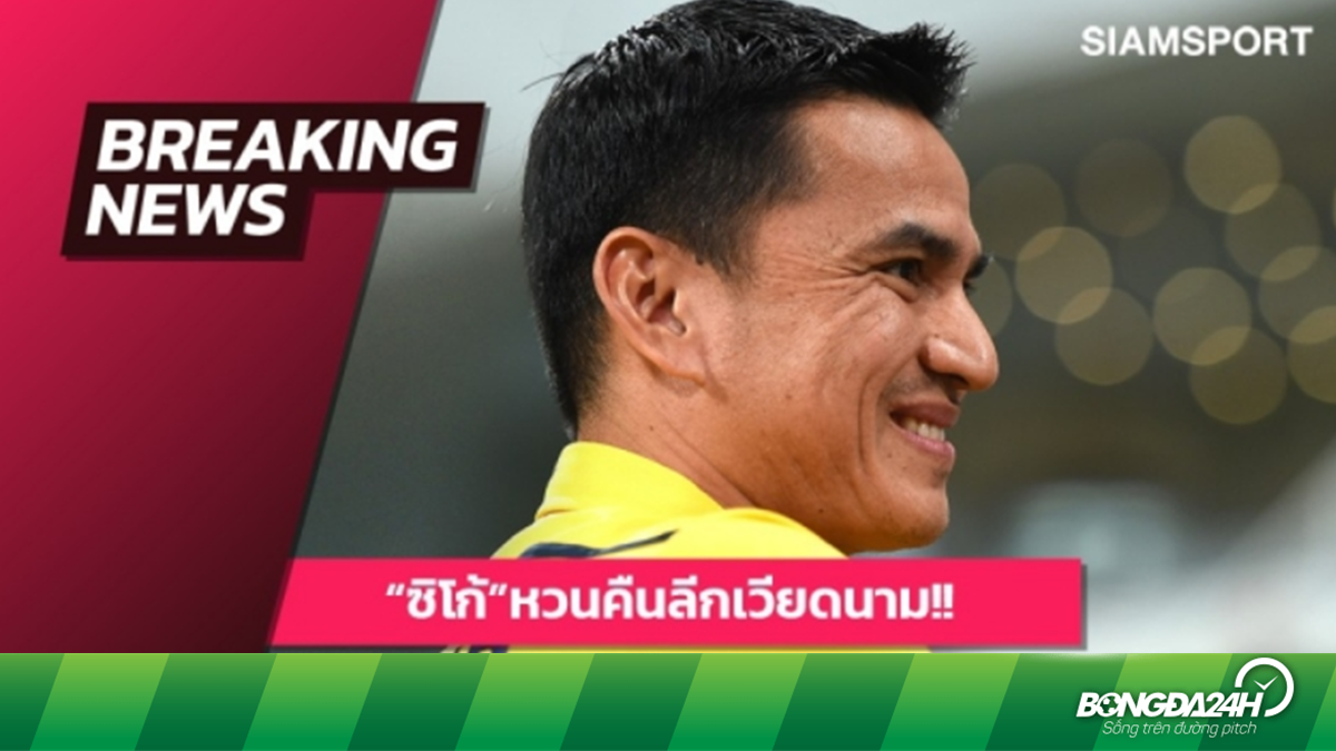 Chuyển nhượng V-League làm nóng các mặt báo Thái Lan
