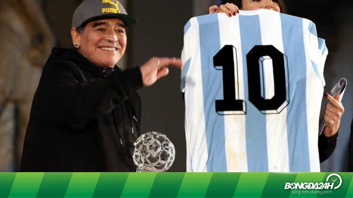 CLB Napoli có quyết định không tưởng sau sự ra đi của Maradona