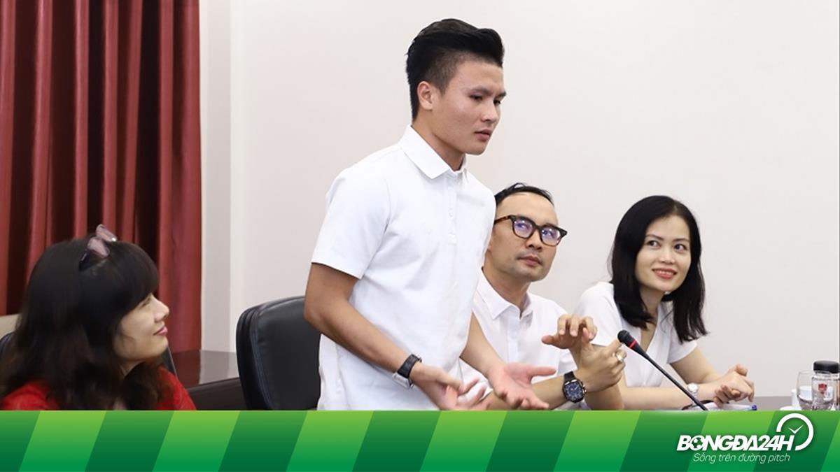 Quang Hải chính thức trở thành tân sinh viên đại học