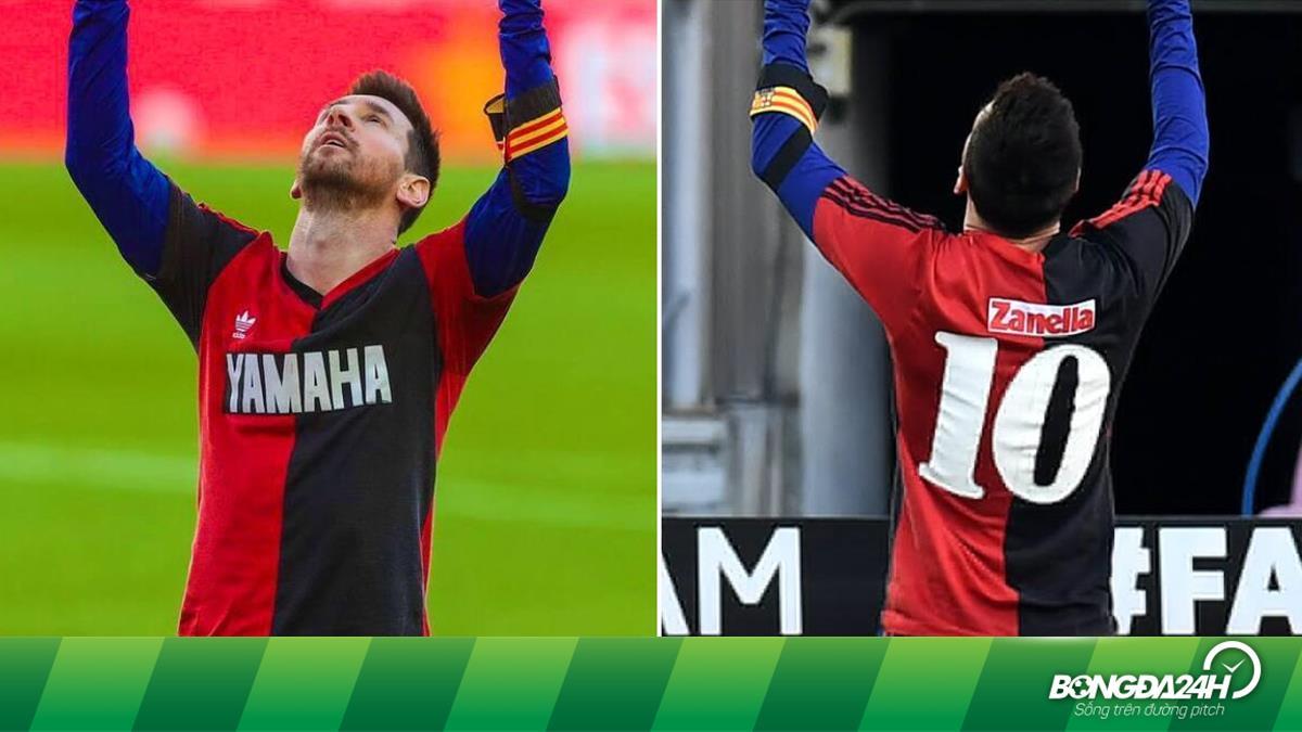 Cởi áo tri ân Maradona, Messi nhận ngay án phạt của BTC La Liga