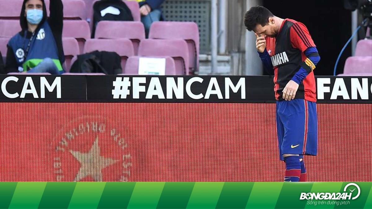 HLV Koeman nói gì về màn tri ân Maradona của Lionel Messi ở trận thắng Osasuna