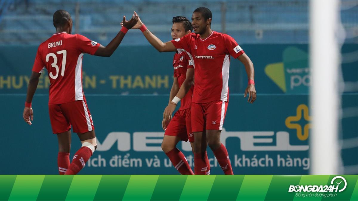 Hà Nội FC tính nâng cấp đội hình với tiền đạo Viettel