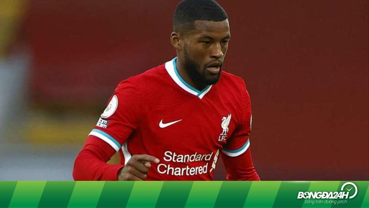 Wijnaldum thừa nhận hạn chế của Liverpool ở trận thua Burnley