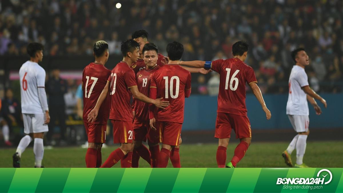 ĐT Việt Nam sẽ có 6 đợt tập trung trong năm 2021