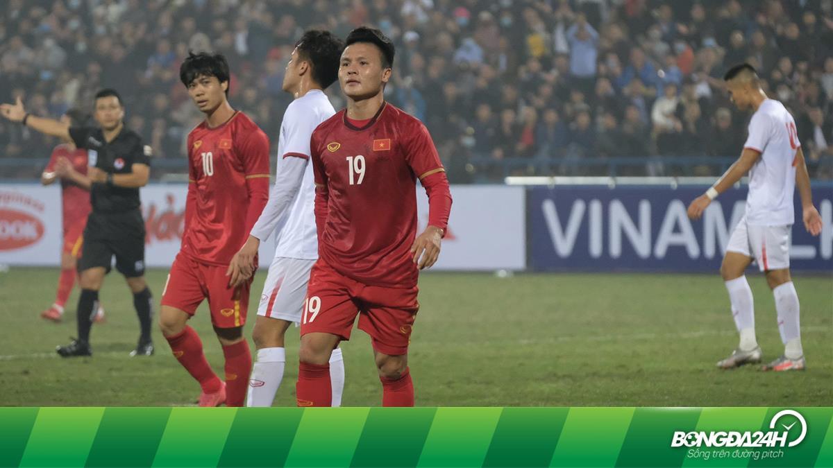 ĐT Việt Nam tái đấu U22 Việt Nam trước ngày sang UAE