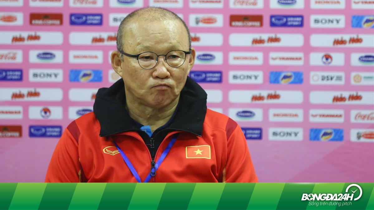 VFF lên tiếng về tin đồn HLV Park Hang Seo nhận lời mời từ Hàn Quốc