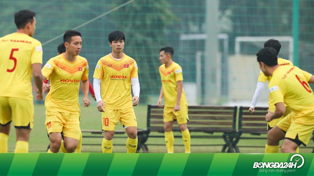 BXH FIFA tháng 12/2020: ĐT Việt Nam duy trì vị trí trong tốp 100