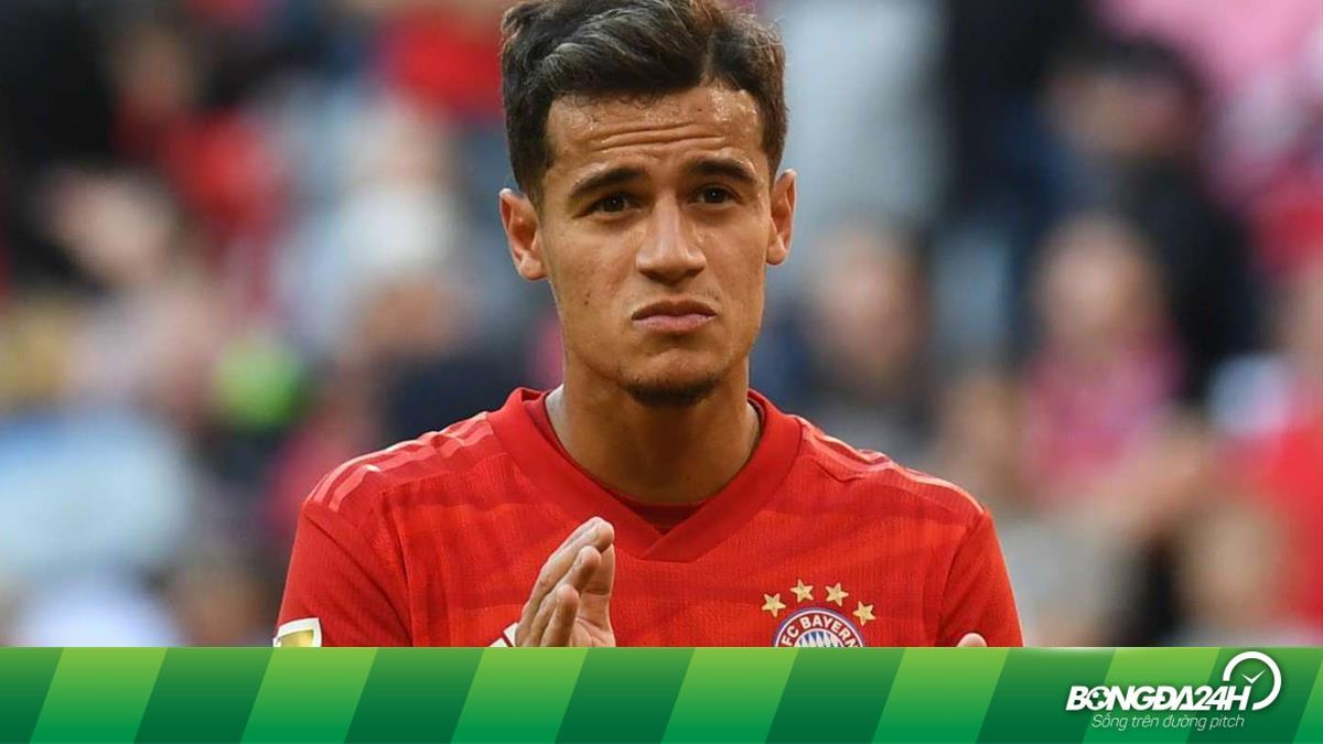 Philippe Coutinho lụi bại ở Bayern và Barca chỉ vì quá yếu đuối?