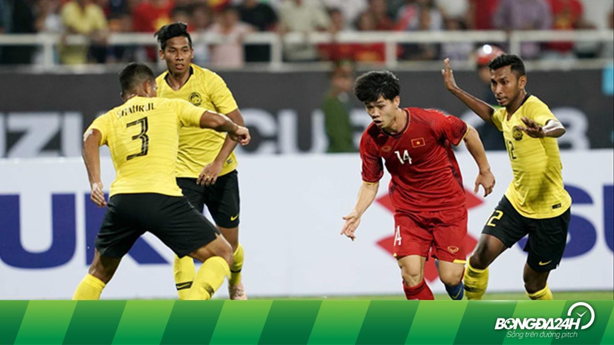 Malaysia lo lắng khi bị tụt lại trên BXH FIFA