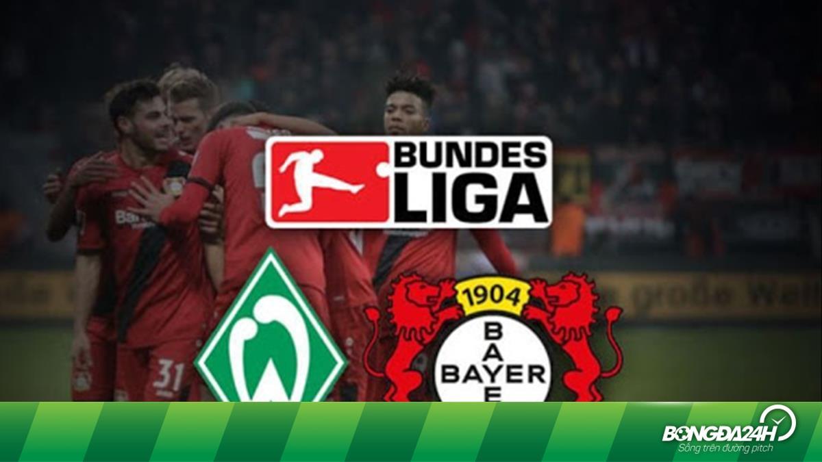 Nhận định bóng đá Bremen vs Leverkusen 1h30 ngày 19/5 (Bundesliga 2019/20)