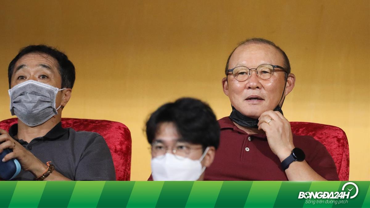 Tới lượt Bình Dương tiết lộ những gương mặt được HLV Park Hang Seo triệu tập