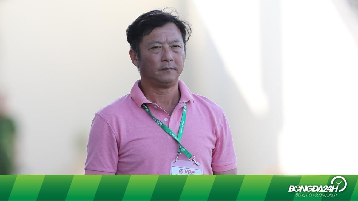 HLV Lê Huỳnh Đức tin tưởng trò cưng sẽ được thầy Park triệu tập