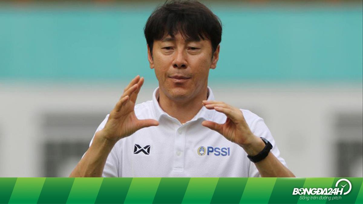 Chủ tịch LĐBĐ Indonesia chê tài thầy Park khi so sánh với HLV Shin Tae-yong