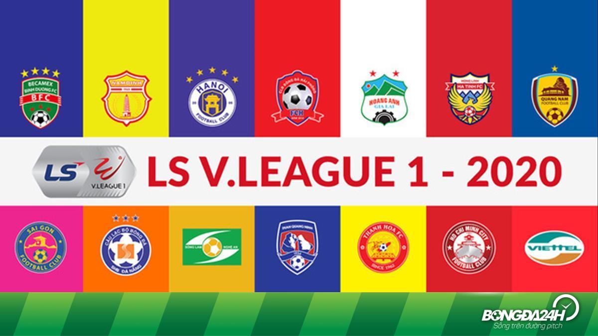 Xác định những cái tên sẽ tham dự cuộc đua vô địch V-League 2020