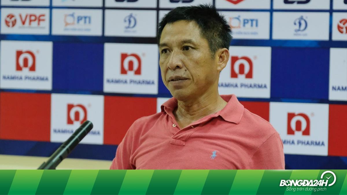 HLV Quảng Nam tự tin sau trận hòa Hà Nội FC