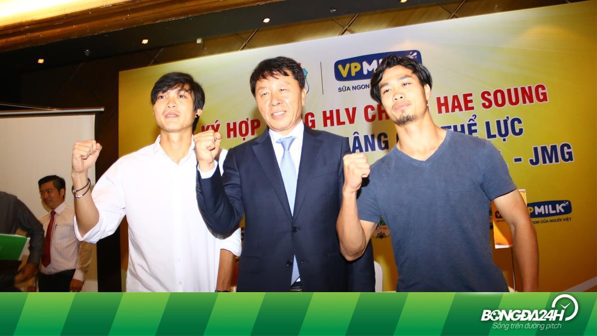 HLV Chung Hae Soung có thể trở lại dẫn dắt đội bóng cũ của Công Phượng