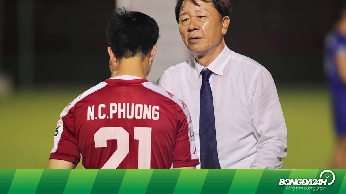 HLV Chung Hae Soung muốn dẫn dắt ĐT Thái Lan