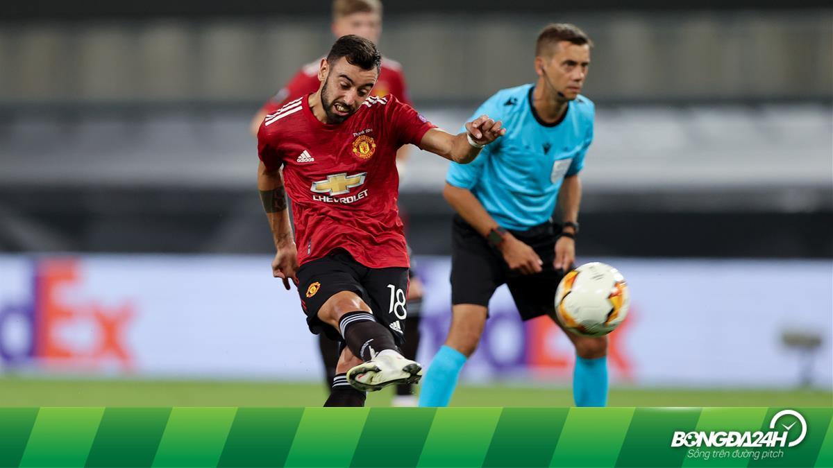 Bruno Fernandes đá penalty siêu như thế nào ở MU?