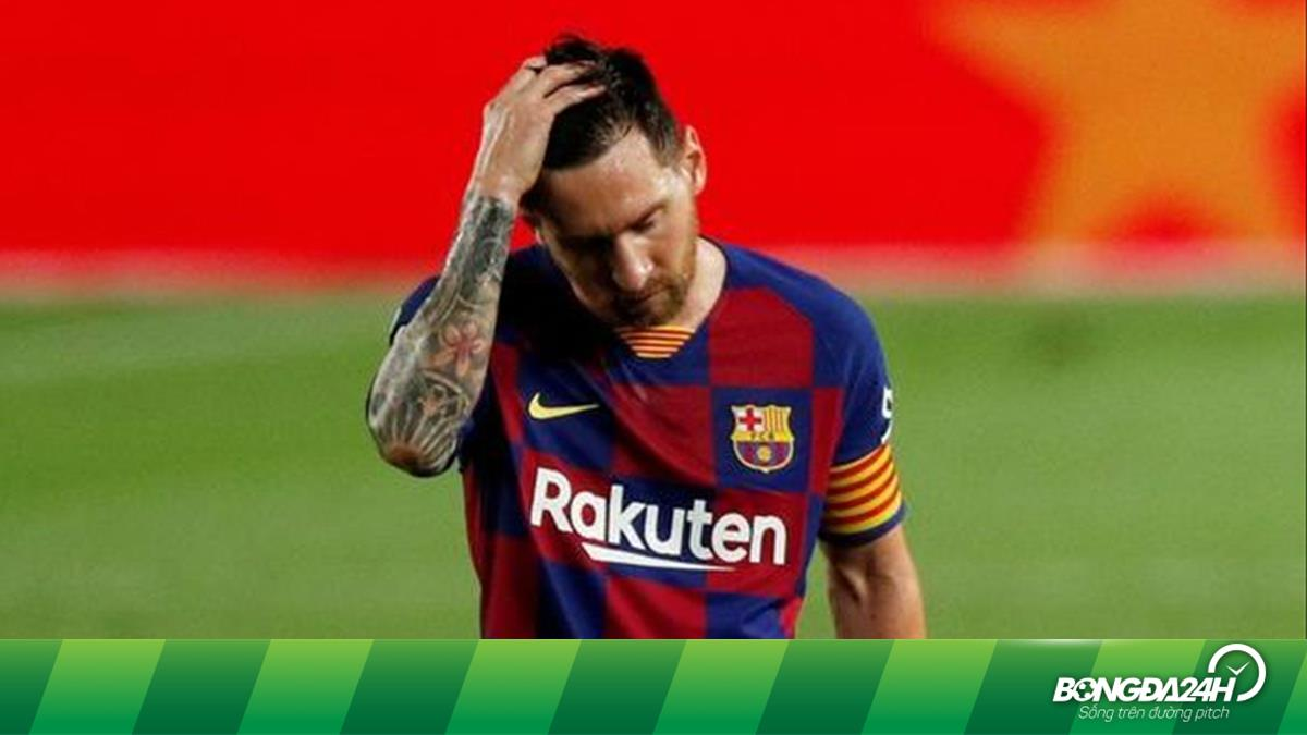 Thua thảm Bayern Munich, Messi được khuyên sớm rời Barca