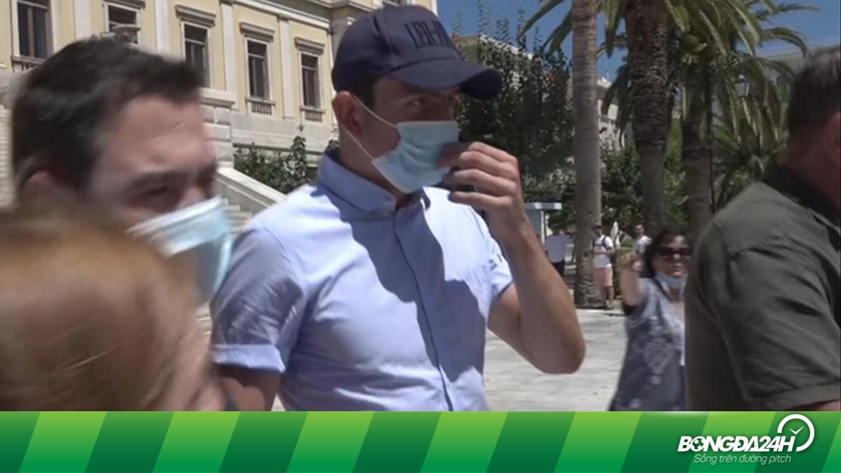 Harry Maguire được thả sau vụ tấn công cảnh sát Hy Lạp