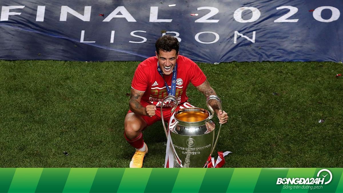 """Barcelona muốn """"đòi"""" lại Coutinho từ Bayern Munich"""