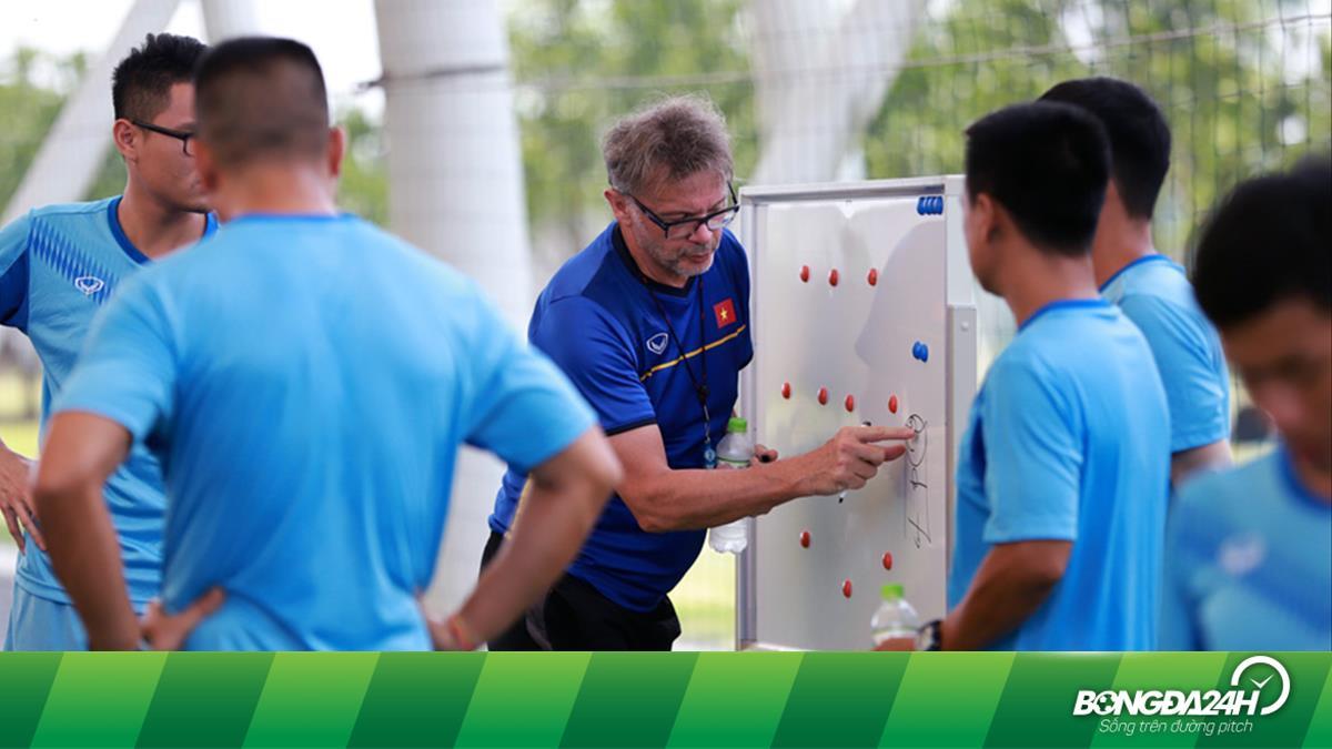 U19 Việt Nam thay đổi kế hoạch tập trung sau khi giải châu Á bị hoãn