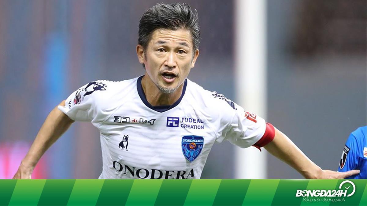 """""""Anh kết nghĩa"""" với Tuấn Anh tái xuất, Yokohama FC thắng trận đầu ở cúp Hoàng đế Nhật Bản"""