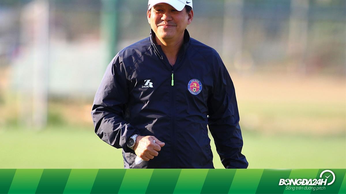 HLV Sài Gòn FC ngại phải làm khách trên sân của HAGL