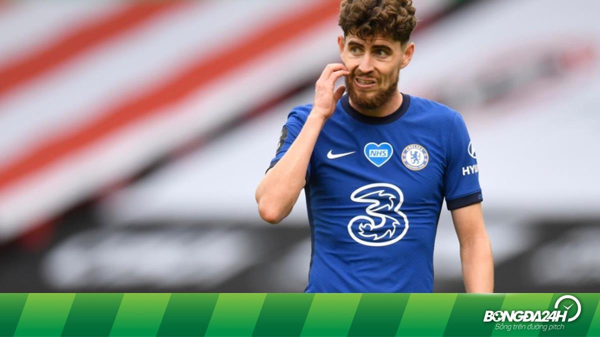 Chelsea rao bán Jorginho, xác định rõ mục tiêu thay thế