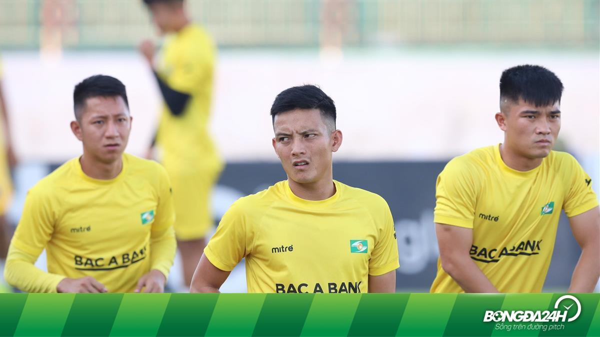 CLB SLNA giữ chân thành công đội trưởng Hoàng Văn Khánh