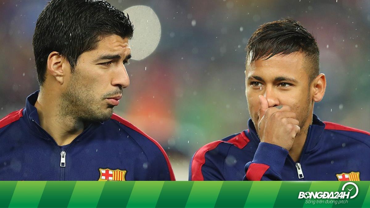 Neymar sốc với hành động