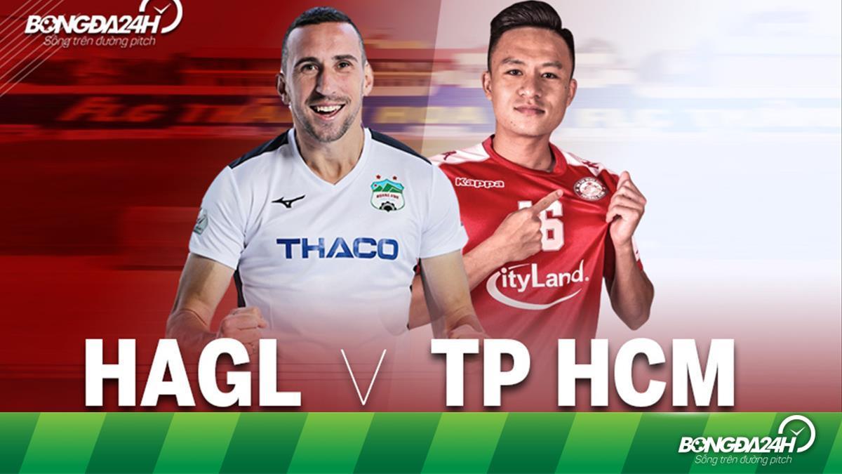 Nhận định HAGL vs TPHCM (17h00 ngày 1/10): Khách lấn át chủ