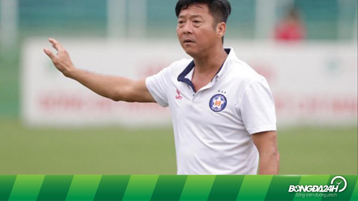HLV Huỳnh Đức trải qua 2 cuộc phẫu thuật trước thềm V.League 2021