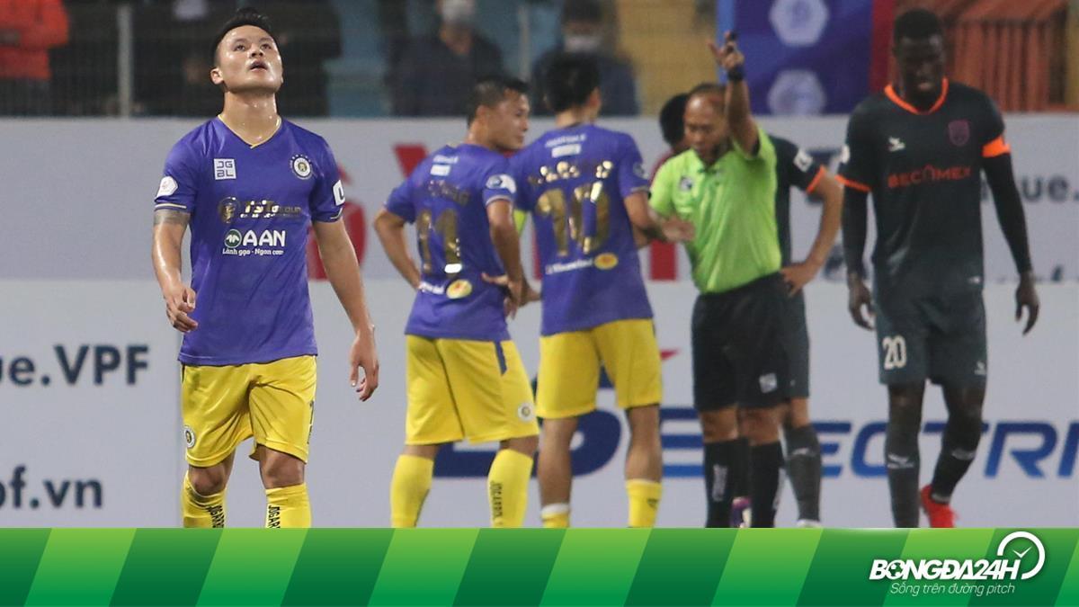 Điểm nhấn vòng 2 V.League: Nỗi buồn của ứng viên vô địch, lần đầu cho Kiatisuk...