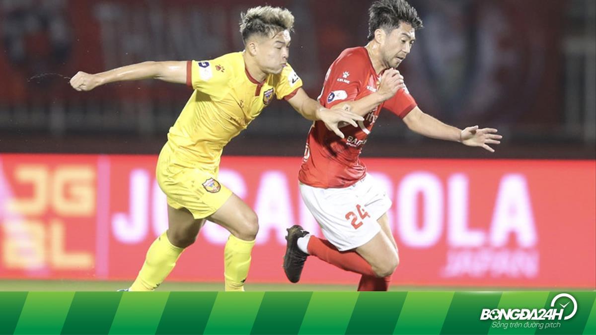 5 điểm nhấn sau trận TP.HCM 2-0 Hà Tĩnh: Màn tái xuất sau 10 năm của Lee Nguyễn