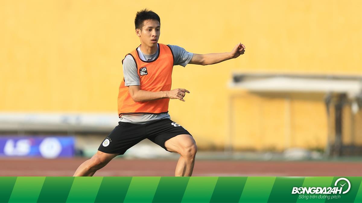 Hùng Dũng sẵn sàng trở lại giải cứu Hà Nội FC