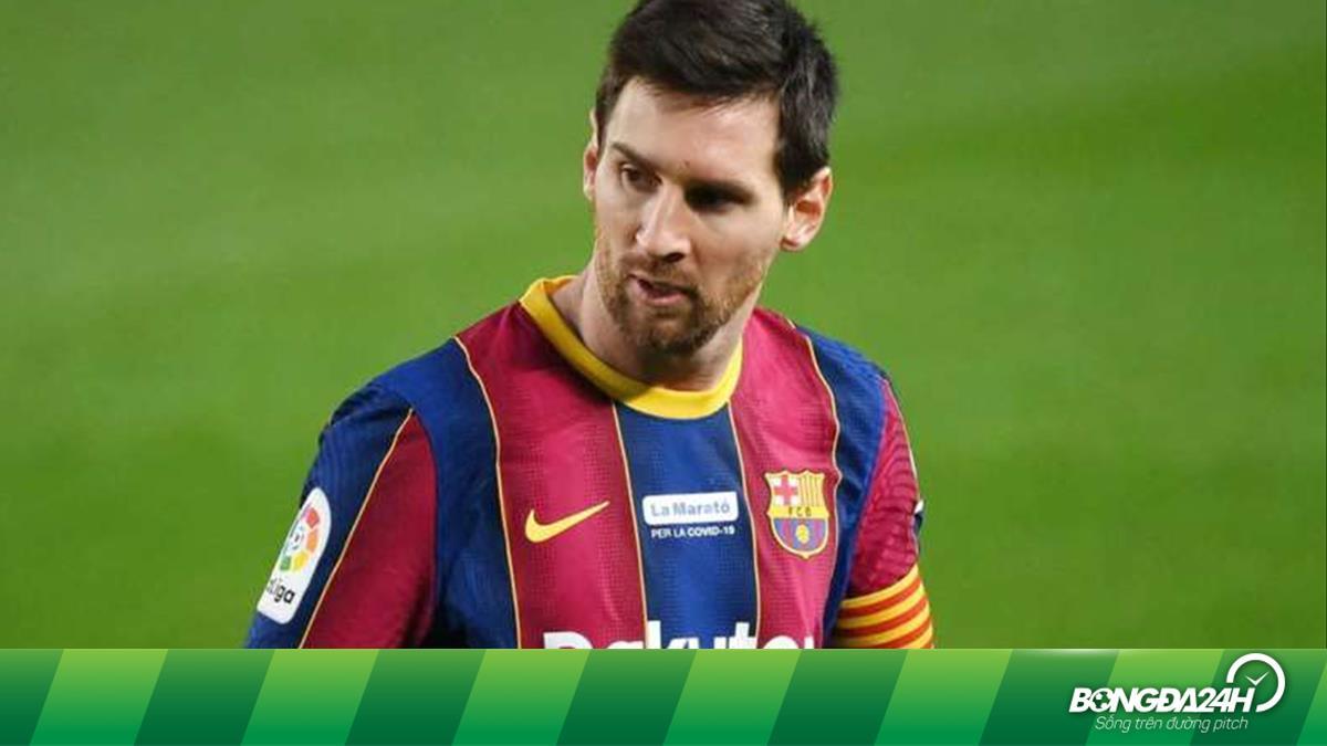 Messi được tự quyết việc tham dự Chung kết Siêu Cúp Tây Ban Nha