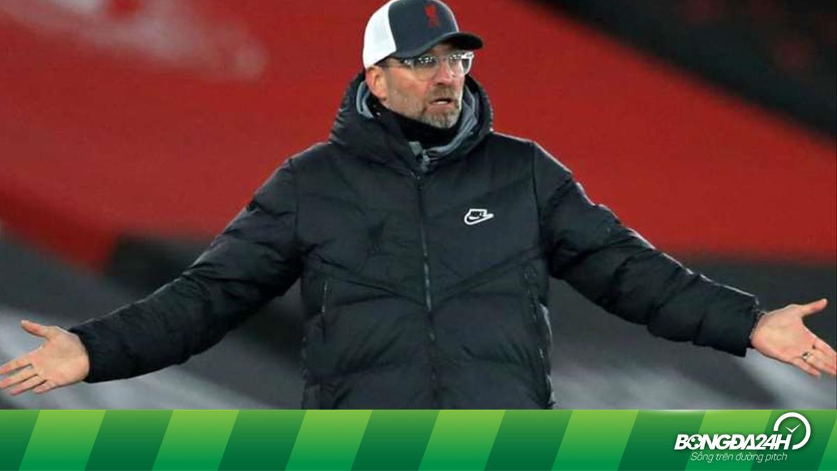 Trọng tài gây bất lợi cho Liverpool, Klopp lập tức phàn nàn