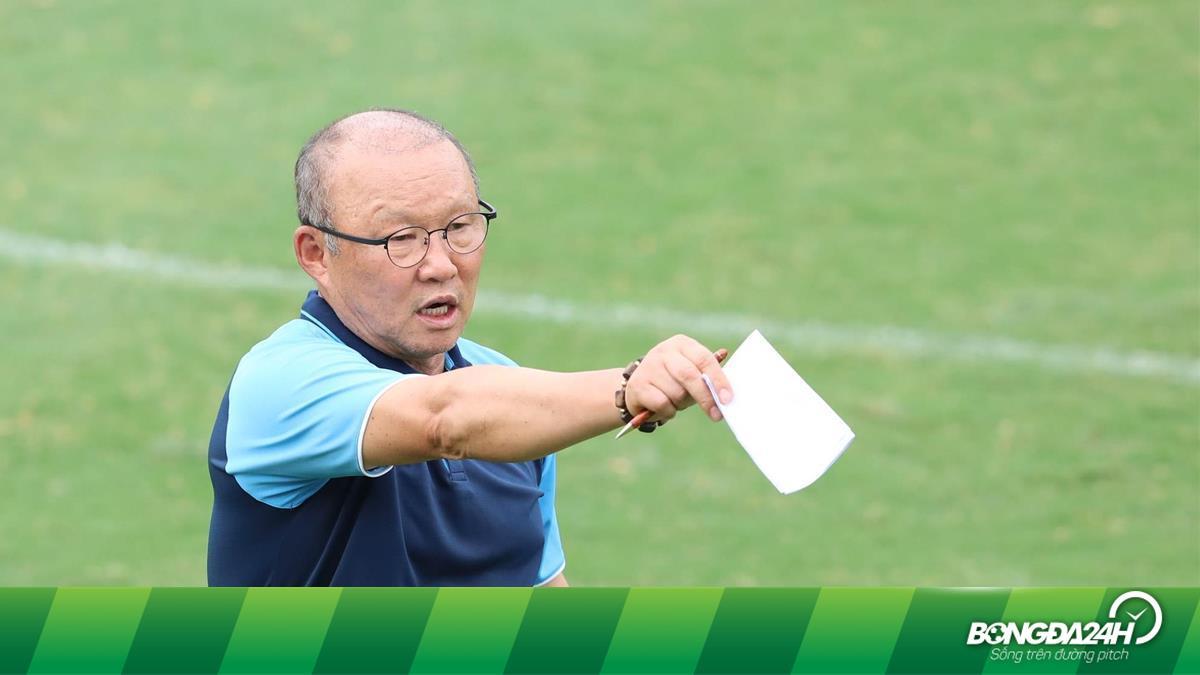 Đội tuyển Việt Nam chốt địa điểm tập huấn trước thềm Vòng loại World Cup 2022